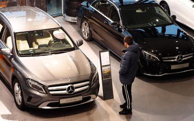 Мы не можем покупать новые автомобили — рынок упал на 5,2%