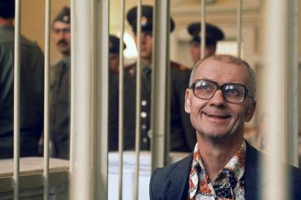 Юлия Витязева: Свободу Чикатило!