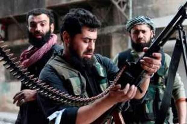 Сирийских боевиков вербуют для войны на Донбассе