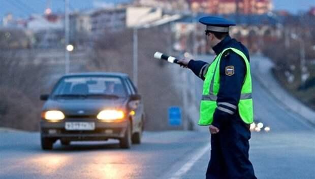 В Подольске до 28 октября будут выявлять водителей, разговаривающих по телефону за рулем