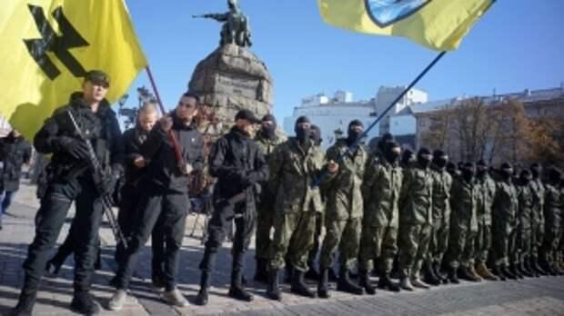 """""""В Евросоюзе нас бы считали террористами"""". Что пишут в США об украинских ультраправых"""