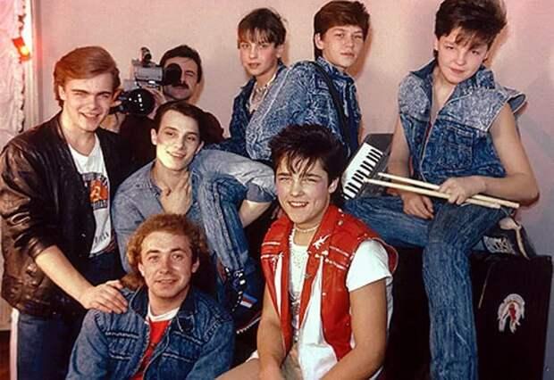 Таланты молодости нашей. «На-на», «Ласковый май» и другие кумиры 80-ых