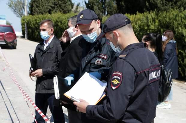 В Севастополе составили 413 протоколов о несоблюдении самоизоляции
