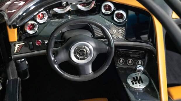 Falcon Motorsports продает суперкар F7 и все необходимое для его создания!