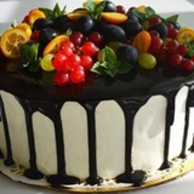"Мой любимый торт ""фантазия"""