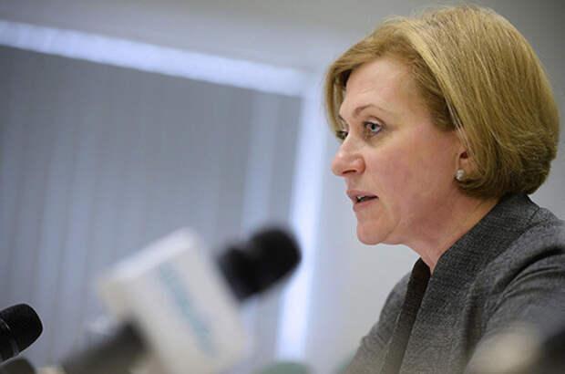 Попова назвала способ остановить распространение COVID-19