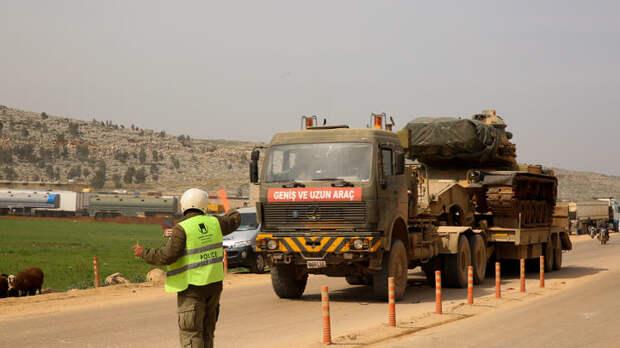 Турция и Россия вместе? Военная полиция контролирует трассу в Идлибе