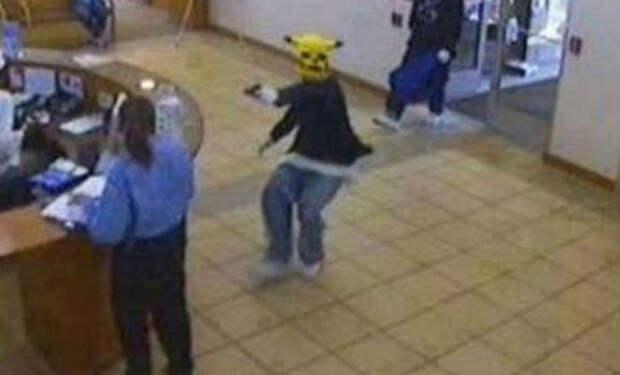 Грабители-глупцы попавшие на камеры наблюдения