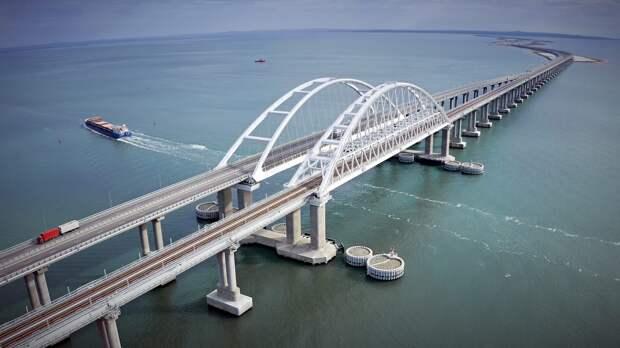 Как будут перекрывать Крымский мост 1 апреля