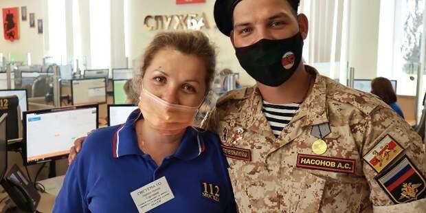 Важная часть жизни: двое сотрудников Службы 112 вернулись в коллектив после службы в армии