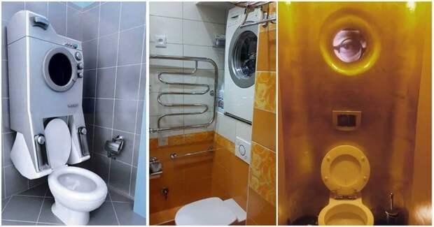 Странные дизайны туалета, которые могут вас удивить