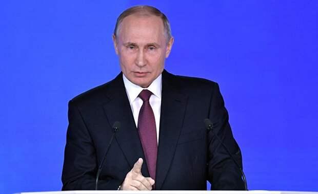 Владимир Путин спас Грузию от катастрофы