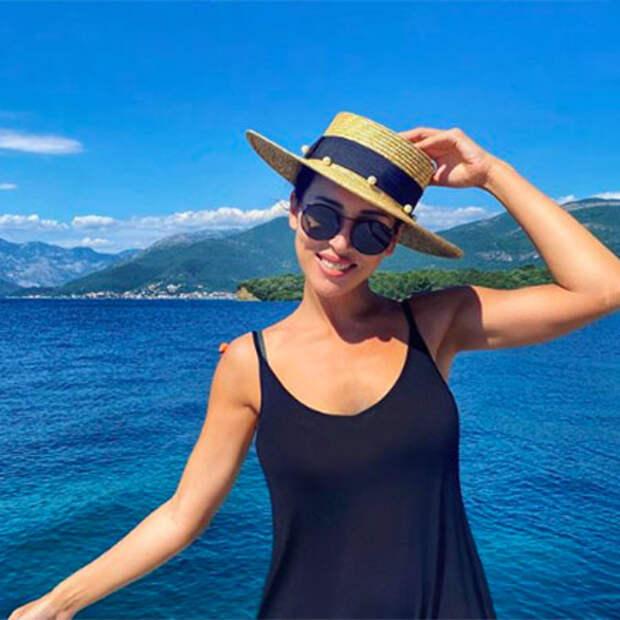 Алсу проводит отпуск вместе с мужем Яном Абрамовым