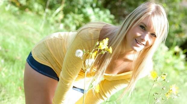31 мая - Всемирный день блондинок !