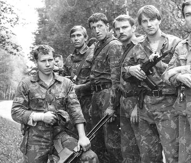 «Берсерк»: за что так прозвали спецназовца «Альфы» Виктора Блинова
