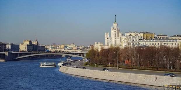 Собянин рассказал о предвыборной программе партии «Единая Россия»