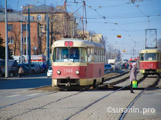 Движение трамваев и троллейбусов в Ижевске переходит на летний режим