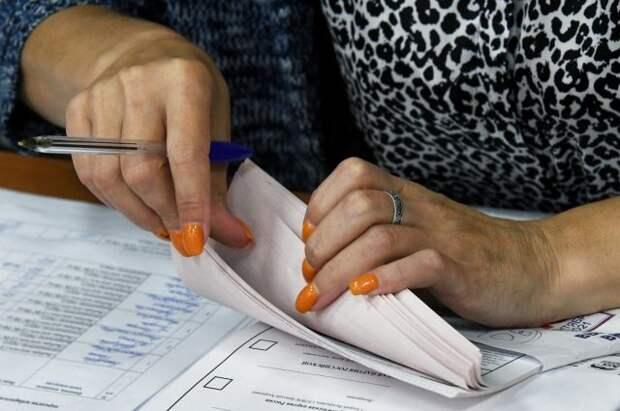 Явка по РФ на выборах в Госдуму составила 40,49%