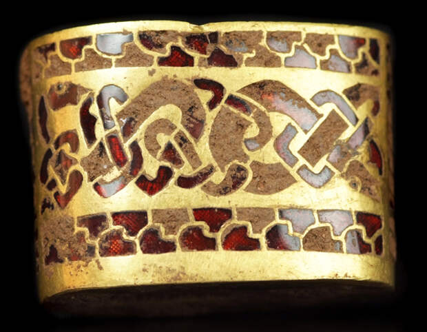 Стаффордширский клад