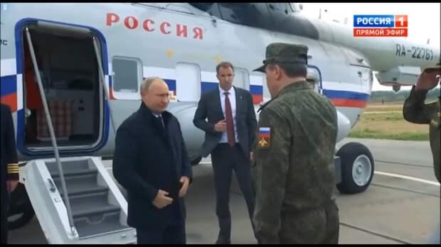 """""""Русские идут!"""" - кричит мир. """"Спите спокойно, вы нам не нужны""""- отвечают русские"""