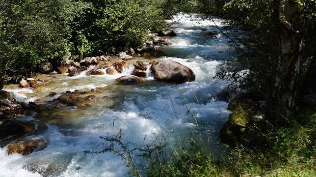 Река Джамагат
