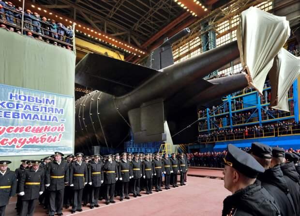 Секретные подводные лодки России будут носителями атомных беспилотников «Посейдон» - Кедми