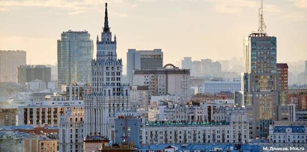 Депутат МГД Артемьев подчеркнул социальную направленность бюджета столицы / Фото: М.Денисов, mos.ru