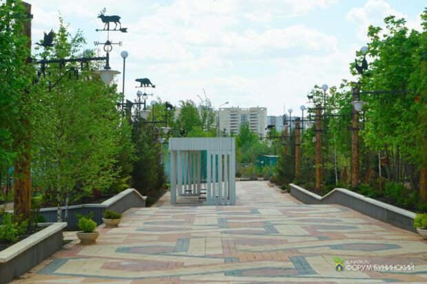 В новой Москве создают замечательный «Секретный парк»
