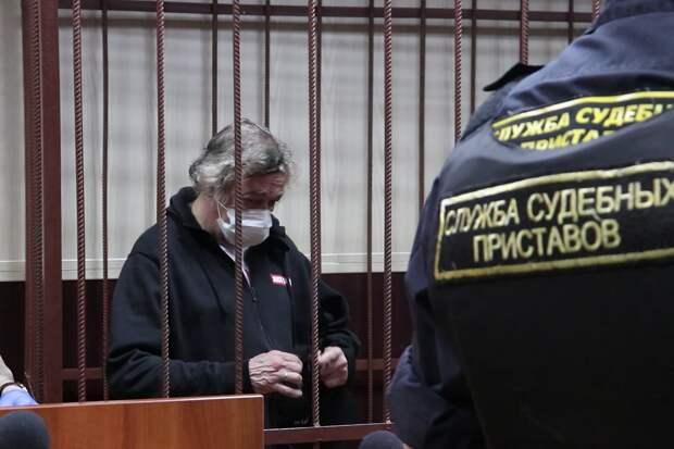 Ефремову снова отказали в сокращении срока заключения