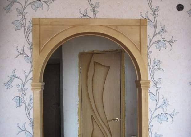 Проем без двери: актуальные идеи оформления (56 фото)