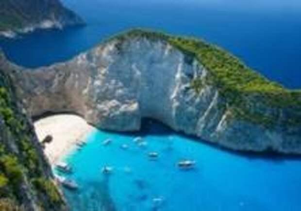 Возле берегов Греции произошло землетрясение