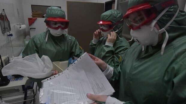 """Объявлена пандемия коронавируса. Русские врачи спасают людей, а лжецы собирают """"пиар на горячей теме"""""""