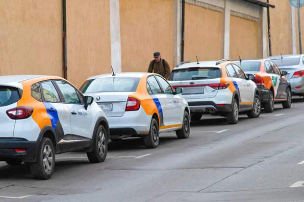 Москвичам предложили автомобили в долгосрочную арену
