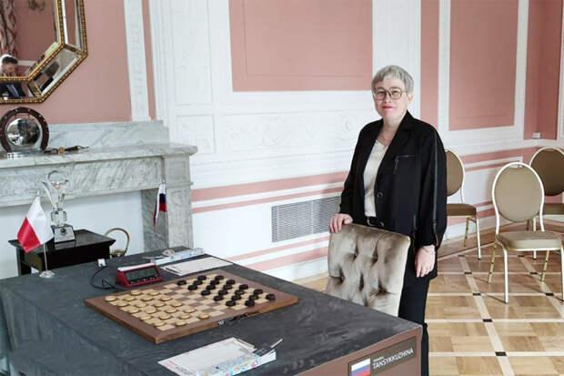 Польские шашки