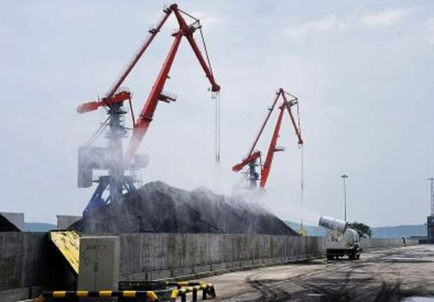 Российские экспортеры решились возобновить поставки угля через Северную Корею