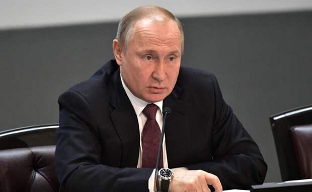 Путин назвал число разоблачённых иностранных шпионов