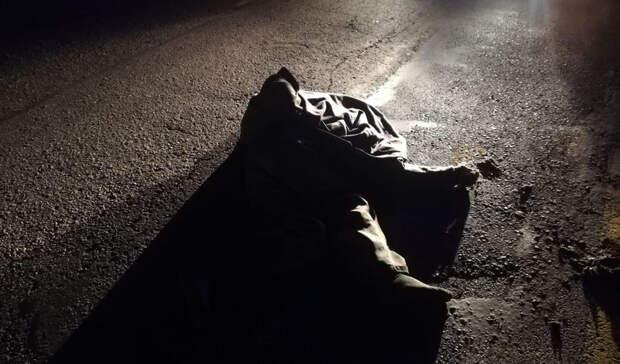 22-летний житель Башкирии на «Приоре» сбил насмерть мужчину, годящегося ему в дедушки