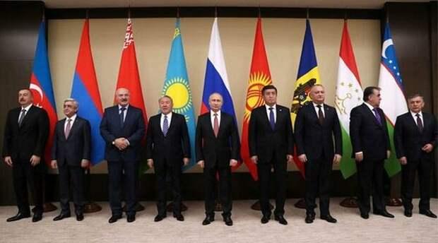 Эксперт рассказал, как некоторые страны СНГ предали Россию