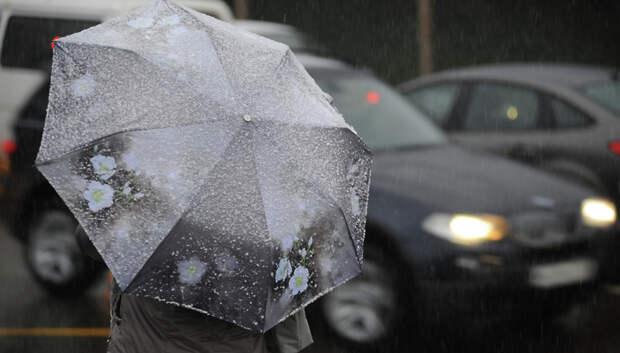 Кратковременные осадки и до плюс 8 градусов ожидается в Подольске в воскресенье