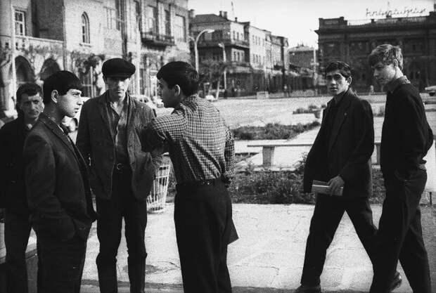 Отстиляг доработяг: фото советской молодежи 60-х годов