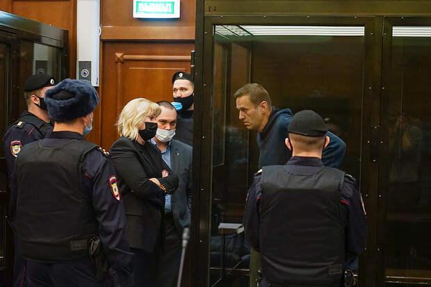 Суд отклонил ходатайство о проверке в СК слов Навального