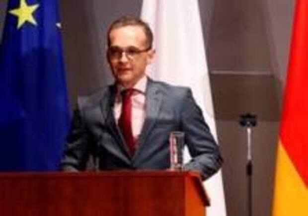 Глава МИД Германии приедет в Москву