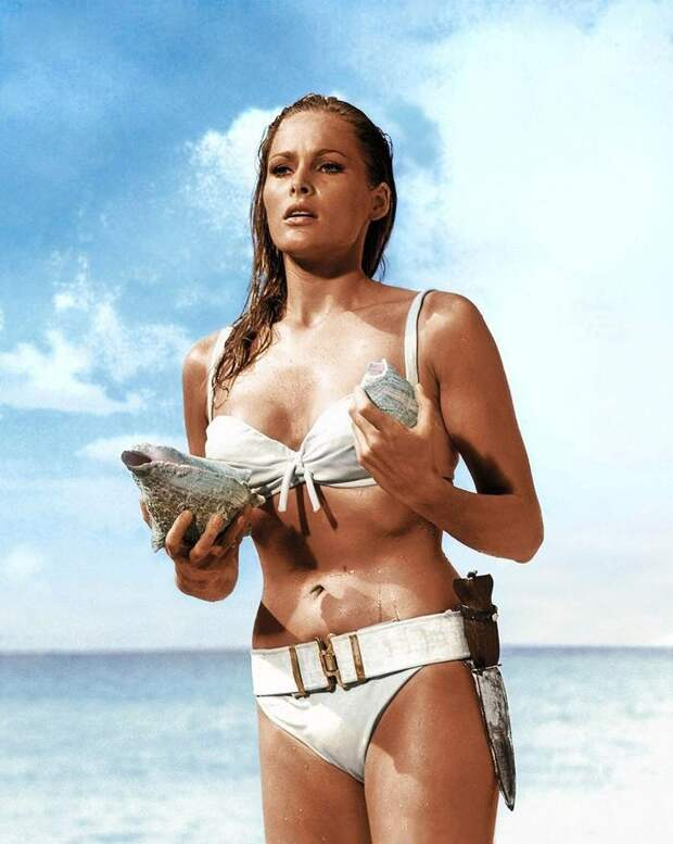 Ретрошик: 20 легендарных купальников изкино