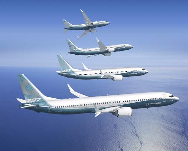WSJ: Проблемные самолёты Boeing 737 Max нескоро вернутся в воздух