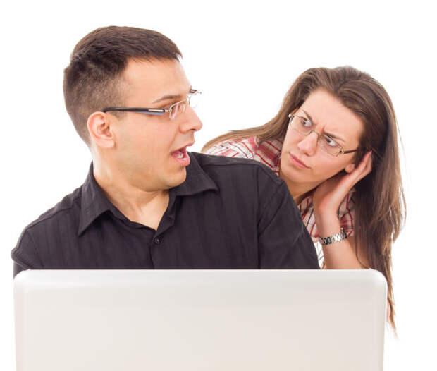 Муж сестры сидит на сайте знакомств