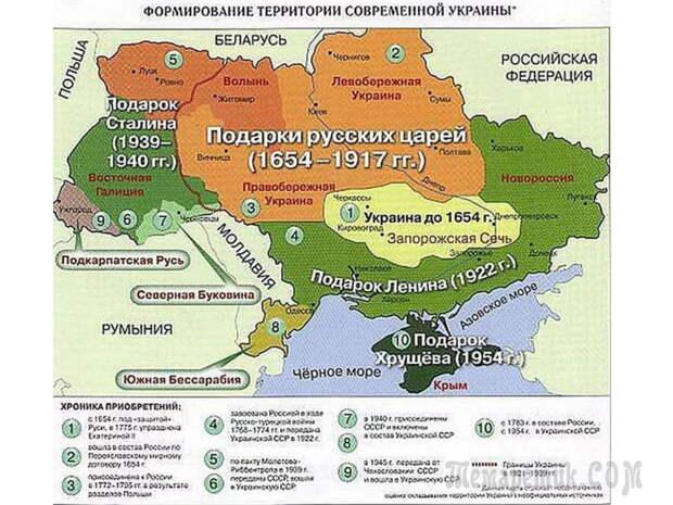 «Россия придёт за всем своим. Как минимум до Днепра всё точно наше»