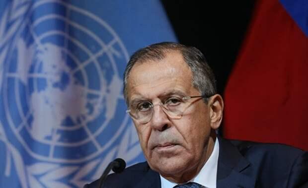 Лавров описал отношения с ЕC как «разорванные в клочья»