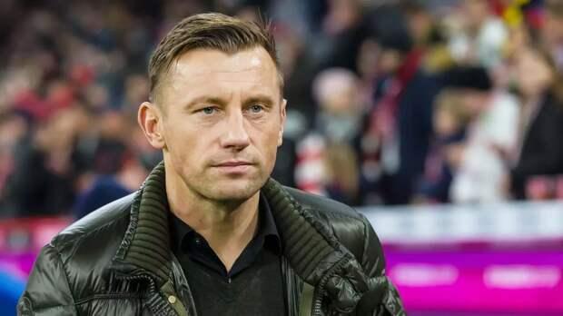 Футбольный агент Гурцкая: «У Олича были предложения от «Гамбурга», но он их даже не рассматривал»