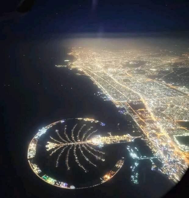 А вот и Дубай подтянулся.