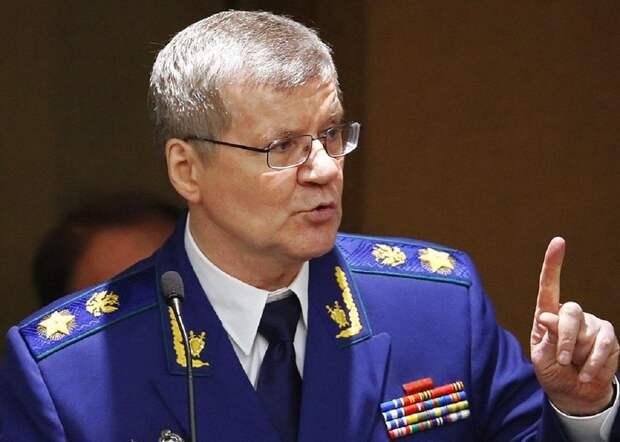 Найдена достойная замена для ушедшего с поста генпрокурора Юрия Чайки